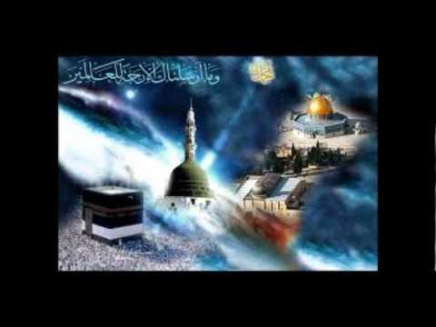 Hz. Muhammed (s.a.v) Miraça götürülmesi