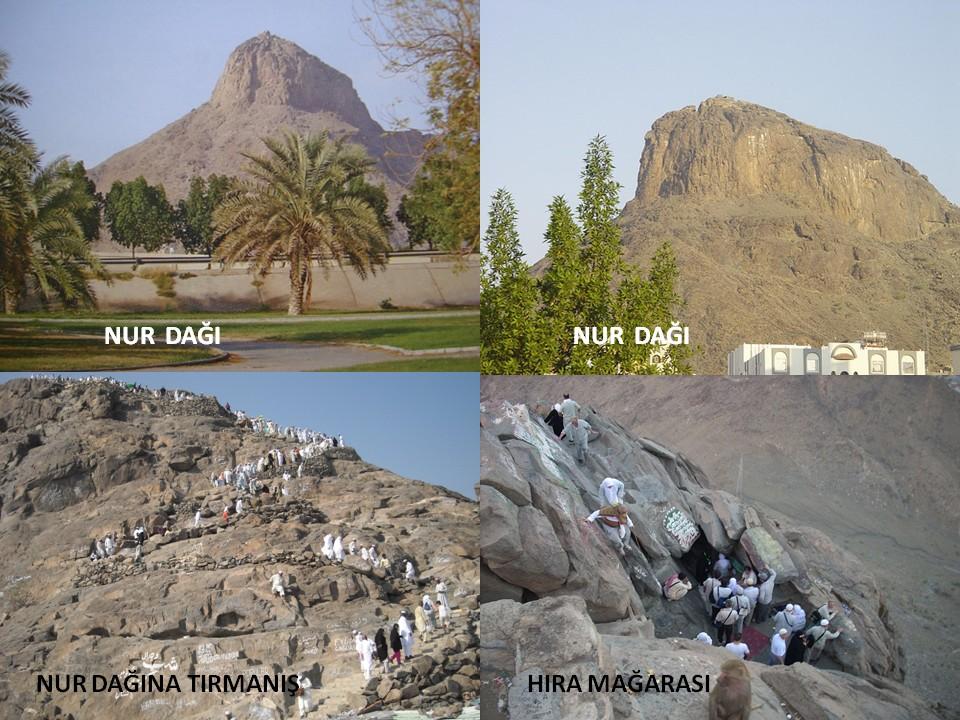 Hz. Muhammed (s.a.v.) Peygamberlik Vahyin ilk Gelişi