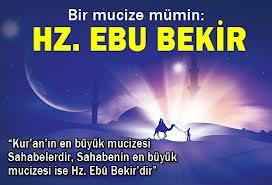 Hz. Ebubekir'in Hayatı ve Halifelik Dönemi