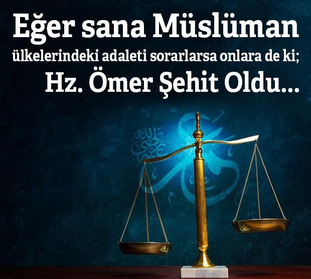 Hz. Ömer'in Halifelik Dönemi (634-644)