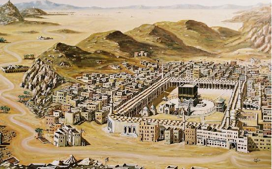 Hz. Muhammed (s.a.v.)in Kızı Fatıma (r.a.)