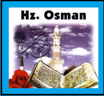Hz. Osman Dönemi (644-656)