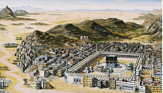 Hz.Muhammed (s.a.v) Hayatı - Gençlik Zamanı