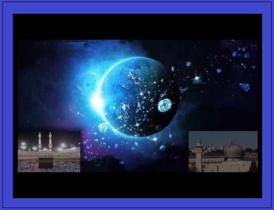 Müjdeleyici ,Gezici Melekler/Dağlardan ve Arş'u Ala'dan sorumlu Melekler