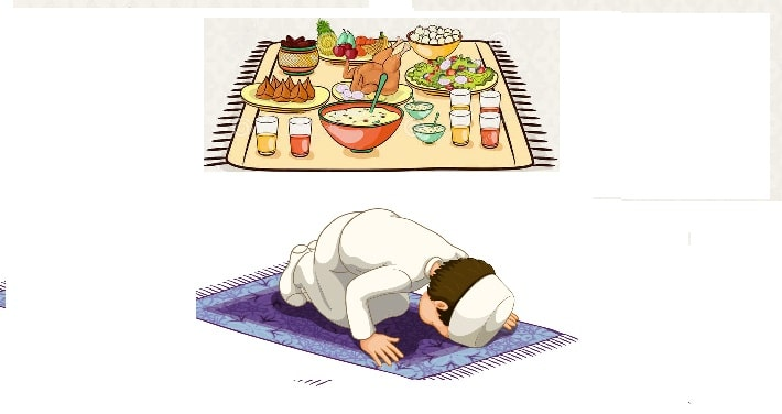 Ramazanda Önce İftarımızı Açalım, Yoksa Önce Namaz mı Kılalım?